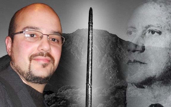 """Resultado de imagen de Diego Arandojo: """"El Bastón de Mando"""