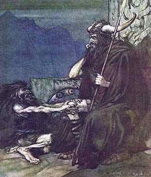 Diccionario de Mitología Germánica (A-E)
