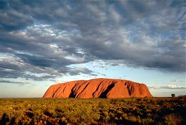 Post Thumbnail of Ayers Rock