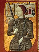 Post thumbnail of Juana de Arco: La mensajera de Dios