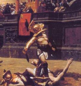 Post Thumbnail of Gladiadores, entretenimiento y sangre