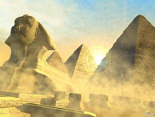Post Thumbnail of ¿Quiénes y cómo construyeron las pirámides de Giza?