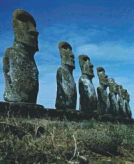 Post thumbnail of Isla de Pascua: ¿Quién construyó las estatuas?