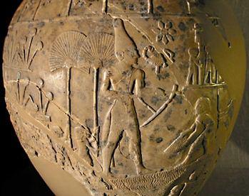 Resultado de imagen de maza de Horus Escorpión