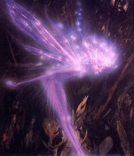 elementales silfo Los Seres Elementales Los Pequeños guardianes de la Naturaleza