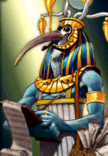 Post Thumbnail of Hermes Trismegisto, el gran enigma del Antiguo Egipto