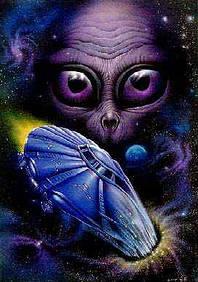 Post Thumbnail of Argumentaciones sobre el Origen Extraterrestre de los Platillos Voladores
