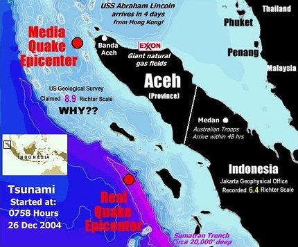 Post Thumbnail of Tsunami de Asia: el crimen de guerra más grande de la historia (Parte 1)