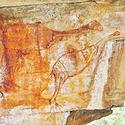 Post thumbnail of Hallan en Australia pinturas rupestres que serían las más antiguas del mundo