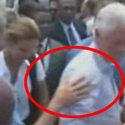 Post Thumbnail of La mano de Bush: ¿racismo o higiene?