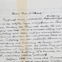 Post thumbnail of Se subasta la carta de Einstein que cuestiona a Dios