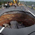 Post Thumbnail of Se forman huecos gigantes en China y los relacionan con el de Guatemala