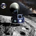 Post Thumbnail of Se anuncia la primera misión al polo sur de la Luna