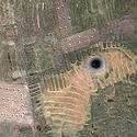 Post thumbnail of Investigan enigmáticas figuras captadas en el Lago Titicaca