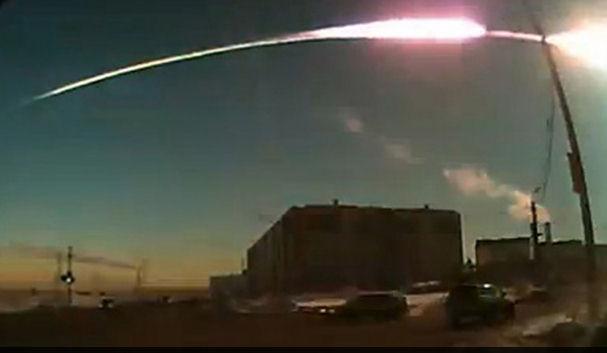 Post Thumbnail of Meteorito ruso pudo ser parte de un grupo de asteroides que aún representan amenaza para la Tierra