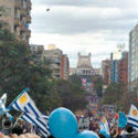 Post thumbnail of Uruguay: Fuerza Aérea investiga foto de ovni tomada durante la caravana celeste