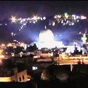Post Thumbnail of OVNI es filmado sobrevolando la Cúpula de Roca