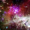 Post thumbnail of Detectan señales que vienen de más allá de la vía Láctea
