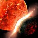 Post thumbnail of La Tierra surgió del impacto de meteoritos