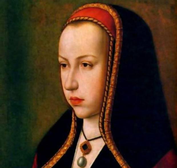 Retrato de Juana.