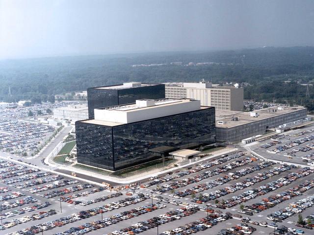 Edificio de la NSA.