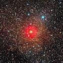 Post thumbnail of Una estrella amarilla gigante que mide 1.300 veces el diámetro del Sol