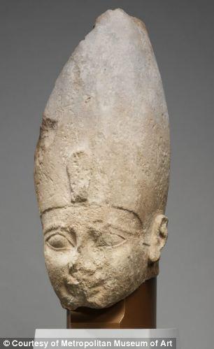Faraón Ahmose.