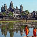 Post thumbnail of La tecnología deja al descubierto nuevas pinturas en Angkor Wat