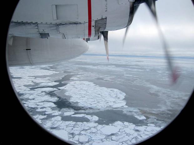 Reportan por primera vez olas de hasta cinco metros en el Océano Ártico Artico-e1406862502247