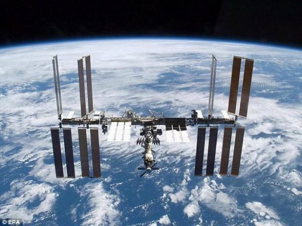 Estación Espacial Internacional (EEI).
