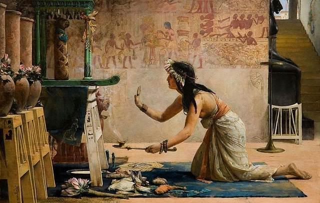 Resultado de imagen de Descifran antiguo manual egipcio de conjuros