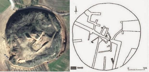 labyrinth-amphipolis