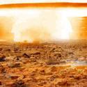 Post thumbnail of Científico: «La civilización de Marte fue aniquilada con bombas nucleares»