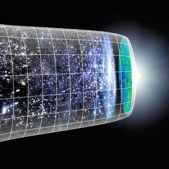 Post thumbnail of El Big Bang pudo haber creado un universo espejo donde el tiempo corre hacia atrás