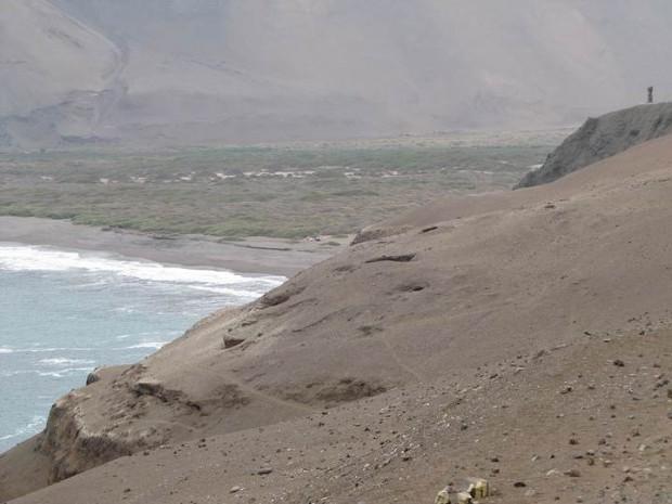 La Cultura Chinchorro es el nombre que recibe un grupo de pescadores que habitaron la costa del desierto de Atacama entre el 7020 y el 1500 a.C., desde Ilo (Perú) por el norte hasta Antofagasta (Chile) por el sur, y establecieron su núcleo en la actual ciudad de Arica y en el valle de Camarones.