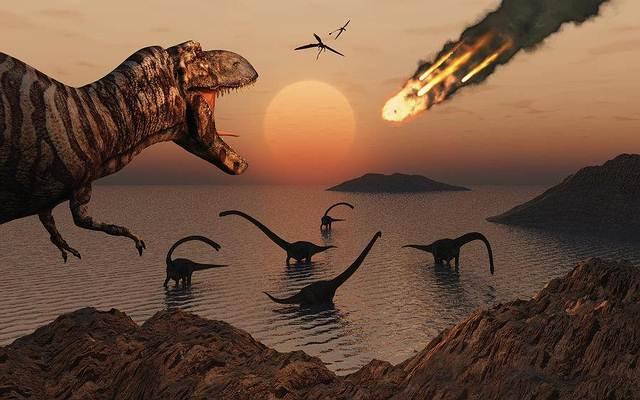 Resultado de imagen de El meteorito del Yucatan