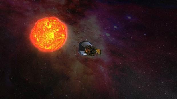Del tamaño de un automóvil, la 'Solar Probe Plus' se convertirá en el primer aparato hecho por el hombre en acercarse tanto al Sol.