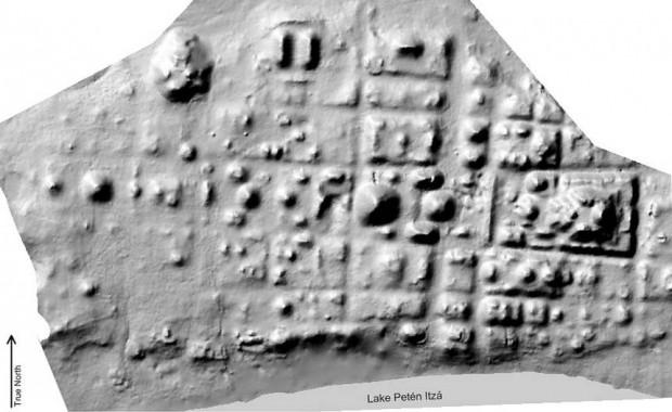 Gracias a la nueva tecnología, los arqueólogos han mapeado la ancestral ciudad descubriendo su disposición en forma de cuadrícula.