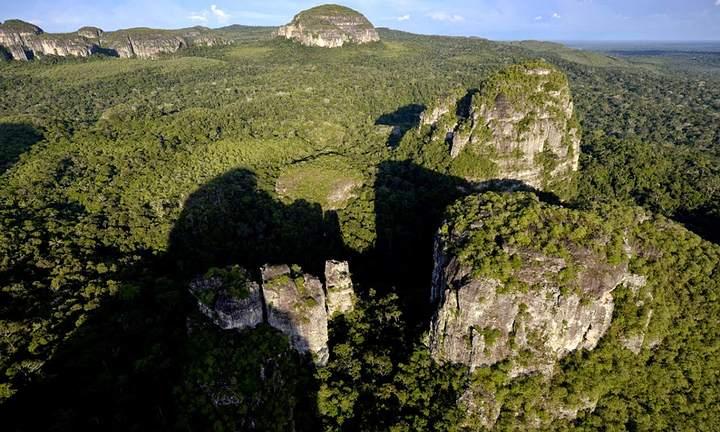 Parque Nacional Natural Chiribiquete.