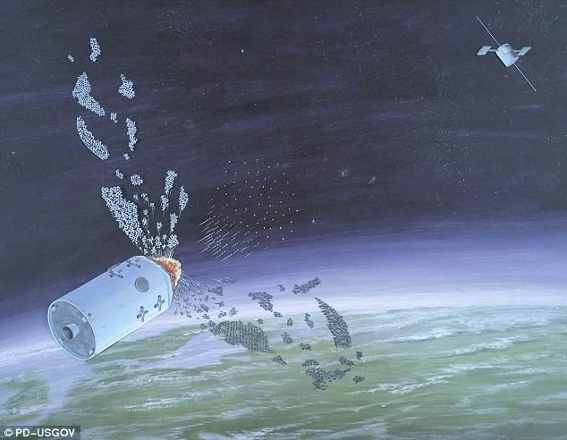 Durante los años 1960, la URSS hizo los primeros experimentos con su serie de satélites destructores Istrebitel Sputnikov (IS), que entraron en servicio en 1973.