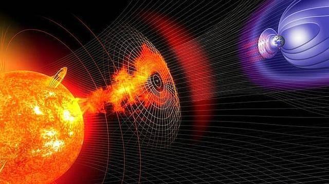 Resultado de imagen para tormenta magnetica