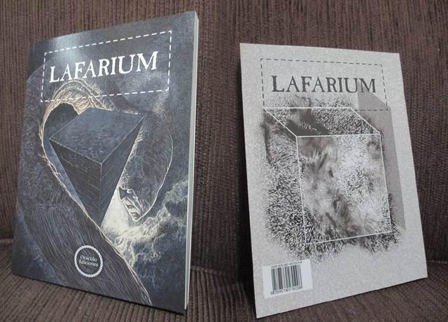 Libro LAFARIUM, por Diego Arandojo.