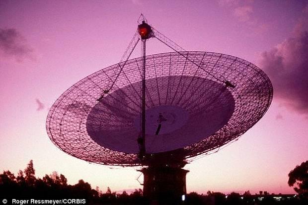 Observatorio Parkes, Australia.