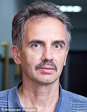 Dr. Alexander Koltypin.