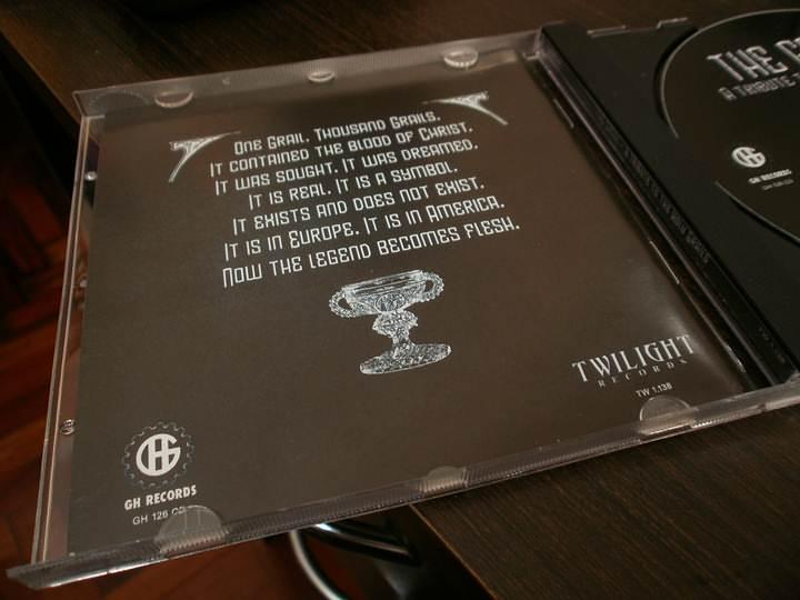 Te puedes ganar este CD.