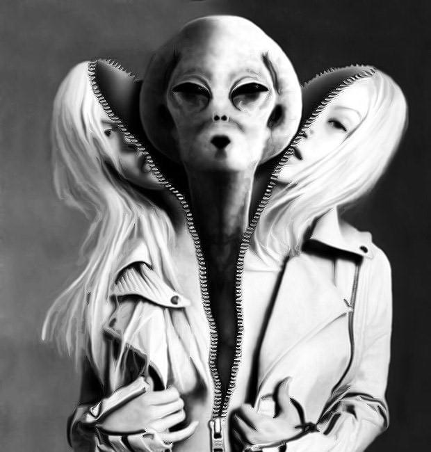 Resultado de imagen de LOs extraterrestres ya están entre nosotros