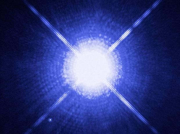 La estrella moribunda es 42 veces más caliente que nuestro sol.