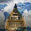 Post thumbnail of Mapa: un «océano» subterráneo capaz de hundir los continentes