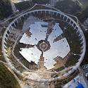 Post thumbnail of MADE IN CHINA: Inicia última fase de construcción del mayor radiotelescopio del mundo