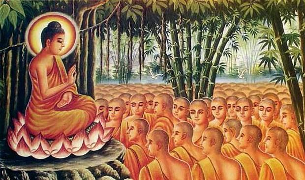 El erudito del Nuevo Testamento Barnett Hillman Streeter, Oxford, estableció ya en la década de 1930 que «las enseñanzas morales de Buda tienen parecidos notables con el Sermón de la Montaña».